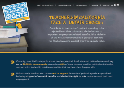 Protecting Teachers Rights