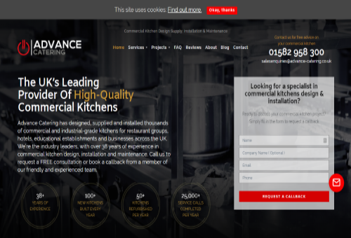 Leading Commercial Kitchens